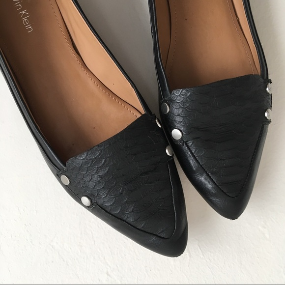 Beatrice Pointed Toe Flats